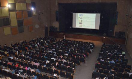 Realiza SE conferencia para  prevenir la violencia de género