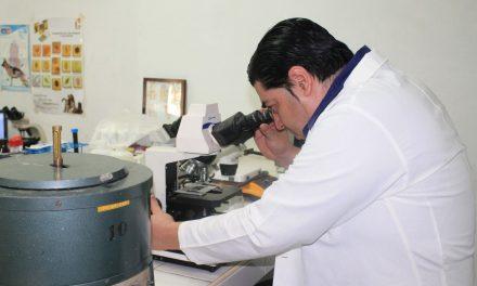 Realizan proyecto de bioquímica  clínica sanguínea, en Veterinaria