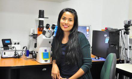 Alumna de la U de C investiga alteraciones  cognitivas generadas por hidrocefalia