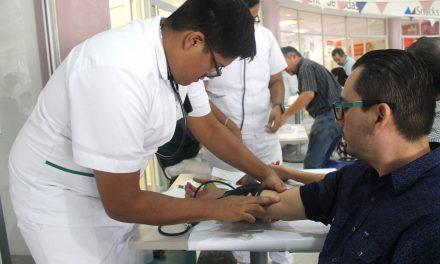 Realizan Jornadas de Prevención y  Detección de Enfermedades, en la U de C