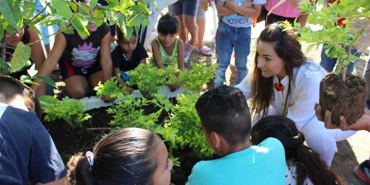 DIF Municipal Colima fomenta en la niñez valores de cuidado y respeto al medio ambiente