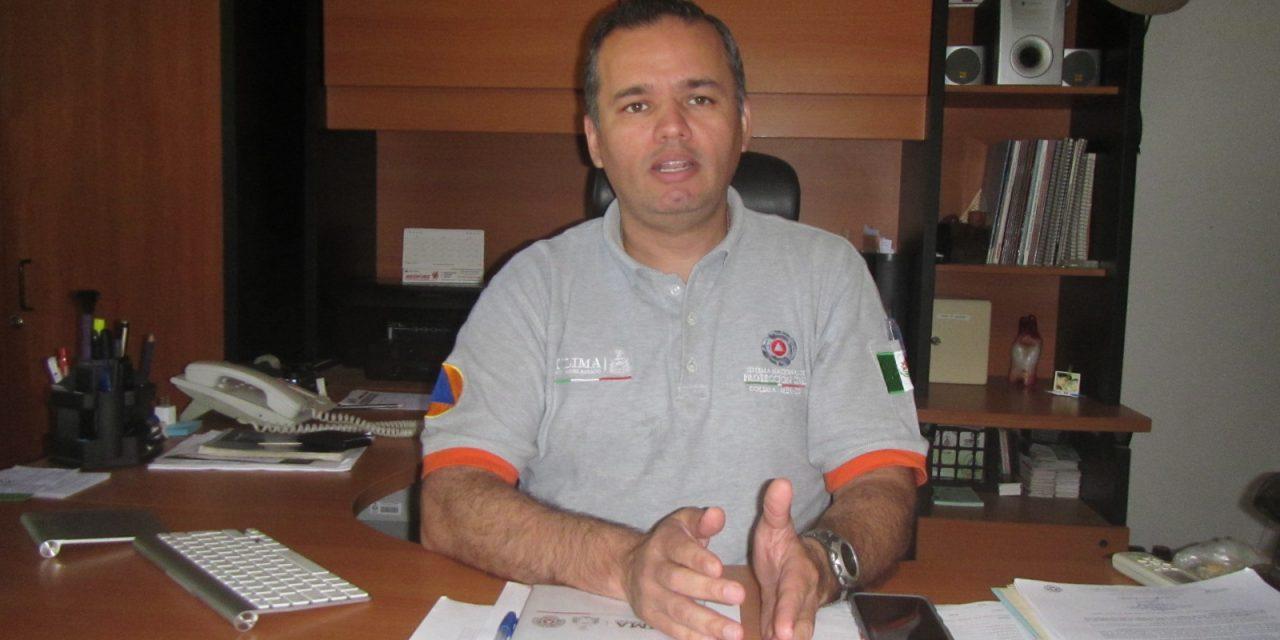 Anuncia Protección Civil simulacro  por el sismo del 21 de enero de 2003