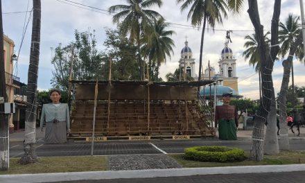 Muestra el 70% de avance la Monumental Plaza de Toros La Petatera