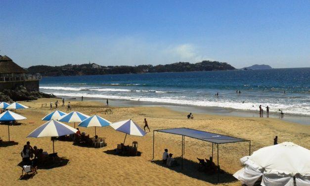 Playas en Santiago, sin riesgo sanitario para bañistas Gobierno de Colima