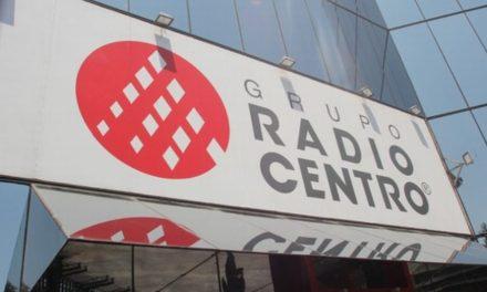 Grupo Radio Centro se declara en bancarrota