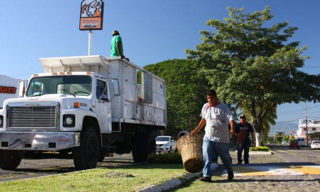 Los servicios públicos del municipio de Colima continuarán de manera habitual durante Semana Santa