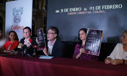 """El Colorado Naranjo, Kika Edgar, Benjamín y Jorge """"Coque"""" Muñiz, en el SáboraFest 2019"""