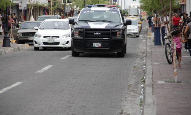 Detiene SSP a seis sujetos con droga; además, recuperan siete automóviles con reporte de robo