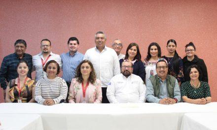 Eligen Comité Coordinador de  la Red Colimense por la Salud