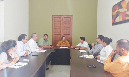 Presenta Sefome programas y servicios  a ayuntamiento de Coquimatlán