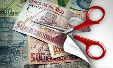 Recortan presupuesto a los estados; tendrán que generar más ingresos