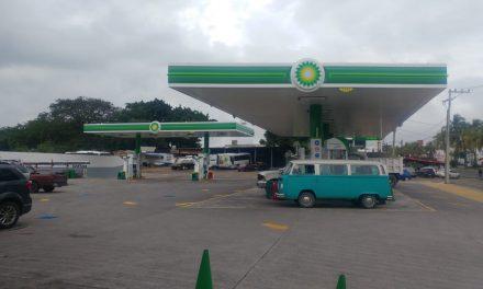 Está garantizado el abasto de gasolina en Colima: PEMEX