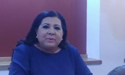 Rosalva Farías, abandona la bancada de MORENA en la Quincuagésimo Novena Legislatura