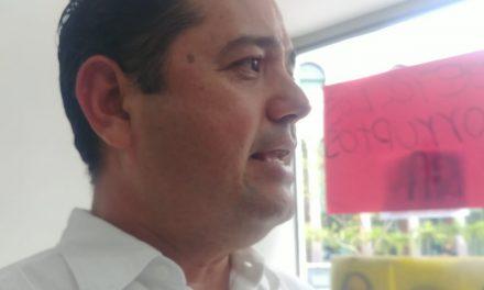 Presenta Carlos César Farías, iniciativa para revocar el mandato a los Diputados