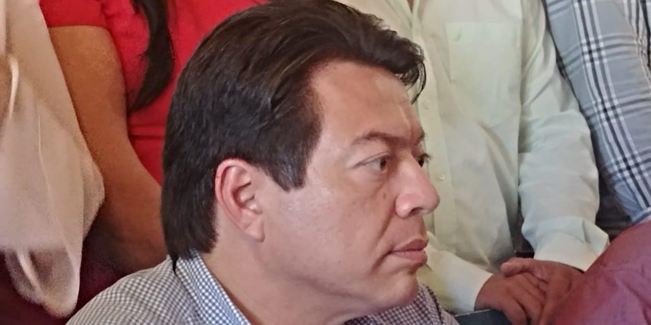 Faltan muchos puntos dentro de la agenda de la cuarta transformación: Mario Delgado