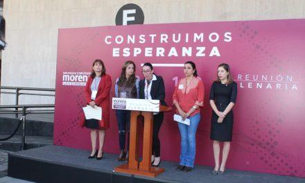 Diputadas locales acuden a México a denunciar violencia política en su contra