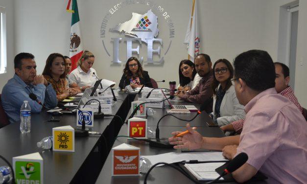 Aprueba CG del IEE Colima cuenta pública de enero 2019