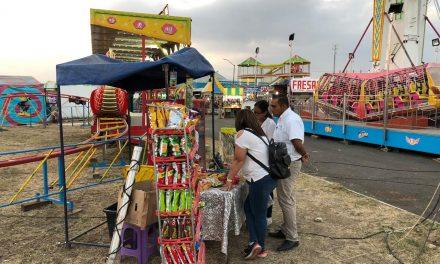 Secretaría del Trabajo vigila que no trabajen menores en Feria de V de A