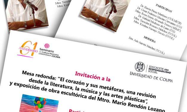 Celebra Seminario de Cultura  Mexicana 61 aniversario, en Colima