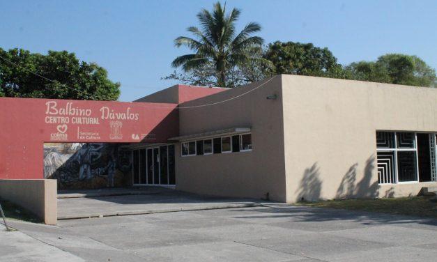 Oferta Centro Cultural Balbino Dávalos talleres y cursos