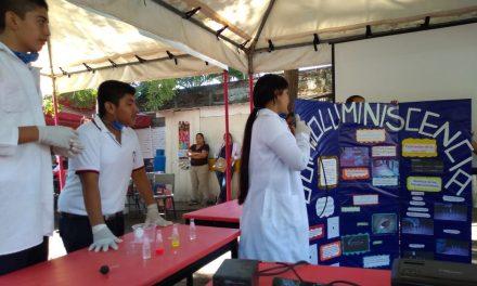 Realizan Feria de Ciencias y Tecnología de Telesecundarias en Armería y Tecomán