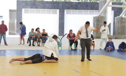 Se desarrolló la etapa estatal de  judo rumbo a la Olimpiada 2019