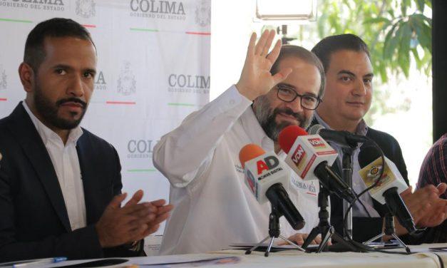 Gobernador anuncia Tren de la Salud en Colima y Manzanillo
