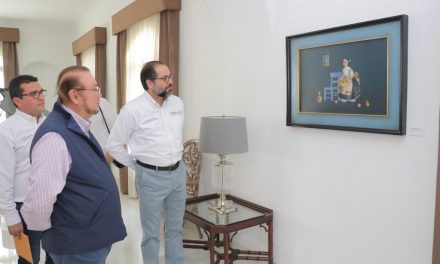Gobernador recibe visita del presidente del Consejo de Administración de Grupo Afirme