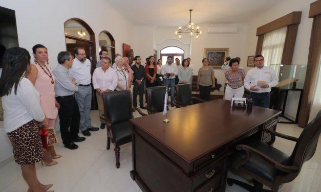 Casa de Gobierno abre sus puertas; estudiantes destacados podrán visitar la Casa de Todos
