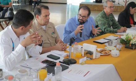 Presentan Estrategia de Atención en Seguridad a 17 Regiones Prioritarias