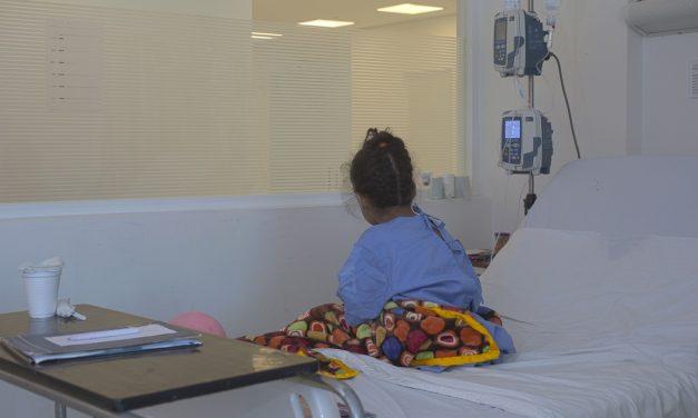 Otorgan 1 mil tratamientos de cáncer infantil en Cancerología