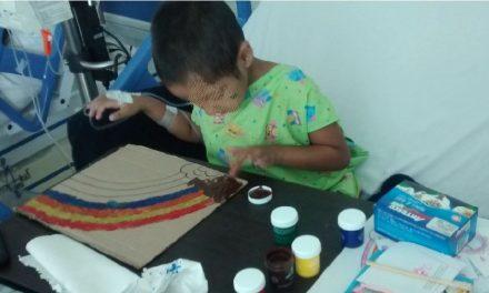 Sin aumentar los casos de  cáncer infantil en Cancerología