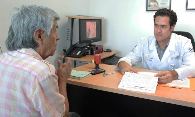 Organiza Secretaría de Salud  Mes de la salud del hombre