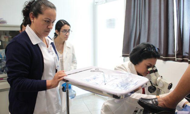 Cubren al 100% atención al cáncer  cérvico-uterino en Cancerología