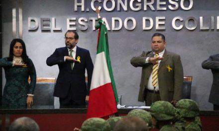 La Constitución, es la suma de un proyecto de reorganización juridica: Peralta Sánchez