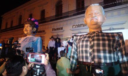 Se desarrolla la primera cabalgata nocturna Edición 162 de los festejos de Villa de Álvarez