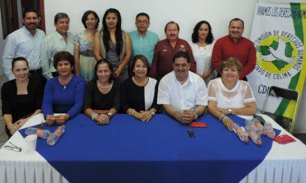 Abre CDHEC oficina receptora de quejas en Manzanillo