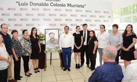PRI rinde homenaje luctuoso a José Guillermo Ruelas Ocampo
