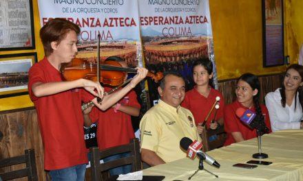 Invitan al Concierto de Orquesta Esperanza Azteca, en La Petatera