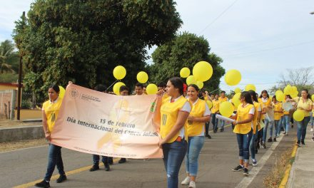 Concluyen estudiantes actividades contra el cáncer infantil