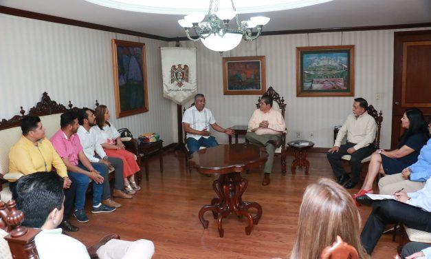 Acuerdan U de C y Ayuntamiento de Comala firmar convenio