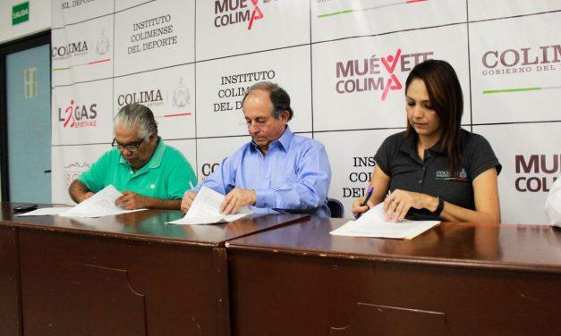 Establecen convenio para el Torneo de Futbol Copa Telmex-Telcel