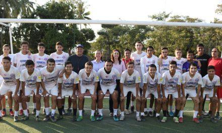 Apoyará Gobierno Estatal al Club de Futbol Rojos Colima FC