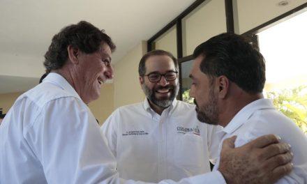 Anuncia Gobernador que se harán dos entregas del programa de Becas rurales