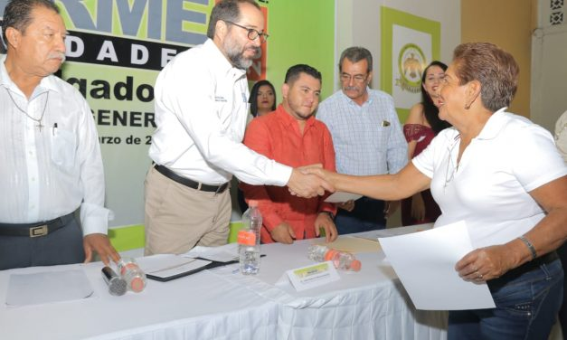 Sindicatos defienden derechos de agremiados: Gobernador