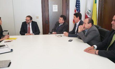 Dice Gobierno del estado que fue muy productiva la gira de trabajo de JIPS en Los Ángeles, California