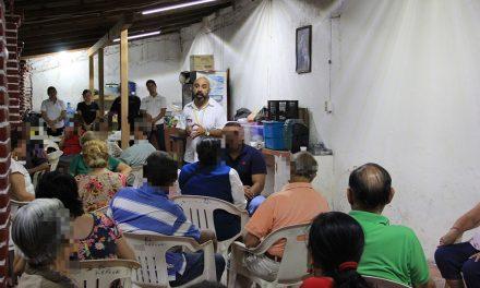 Habitantes del Barrio El Refugio fortalecen la unidad y convivencia entre vecinos