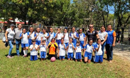 Isabel López: Escuela primaria Josefa Ortiz de Domínguez representará a Colima en Torneo Nacional de Futbol