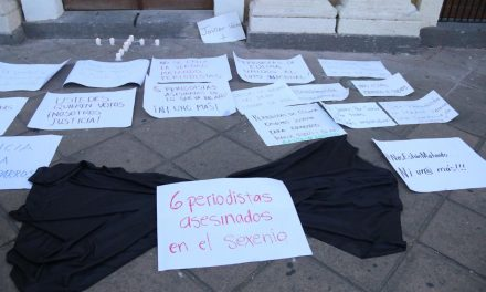La Red de Periodistas de Juárez repudia la agresión de policías contra periodistas en cobertura en Ciudad Juárez