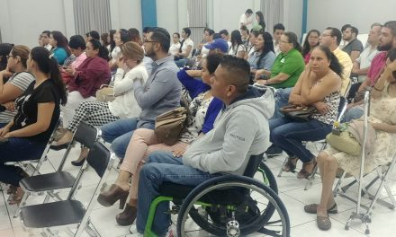 Se desarrolló el foro para la Inclusión para las personas con discapacidad